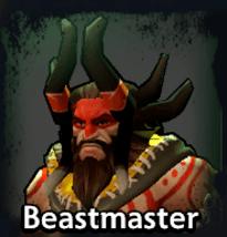 Beastmaster Dota Underlords