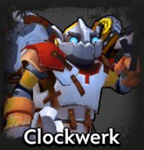 Clockwerk Dota Underlords