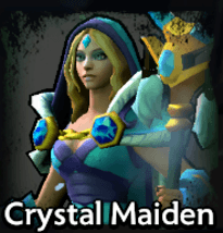 Crystal Maiden Dota Underlords
