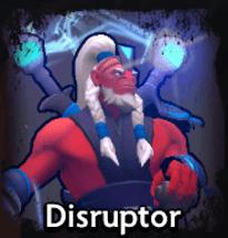 Disruptor Dota Underlords