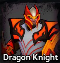 Dragon Knight Dota Underlords