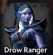 Drow Ranger Dota Underlords