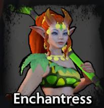 Enchantress Dota Underlords