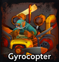 Gyrocopter Dota Underlords