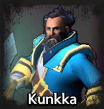 Kunkka Dota Underlords
