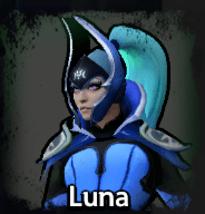 Luna Dota Underlords