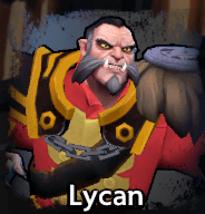 Lycan Dota Underlords