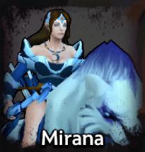 Mirana Dota Underlords