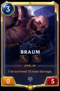 Braum Legends of Runeterra