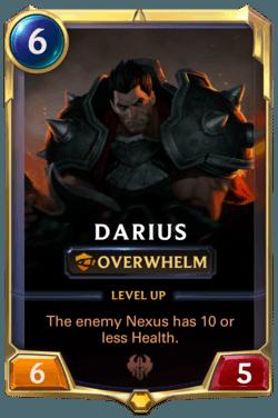 LoR Darius Deck Builds   Legends of Runeterra Guide