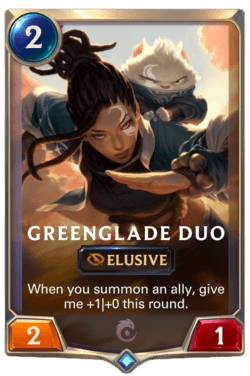 LoR Greenglade Duo Deck Builds | Legends of Runeterra Guide