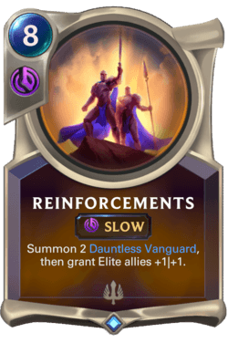 Lor Reinforcements Deck Builds Legends Of Runeterra Guide
