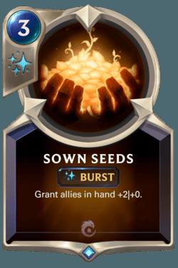 Lor Sown Seeds Deck Builds Legends Of Runeterra Guide