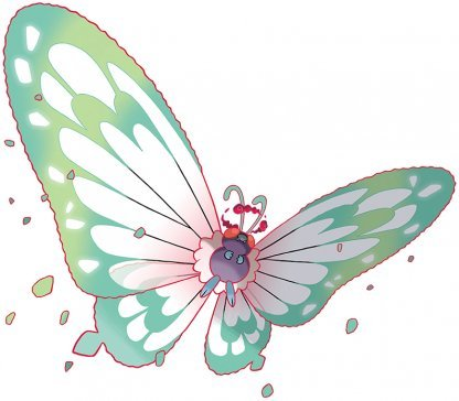 Gigantamax -Butterfree-Pokemon-Sword-Shield