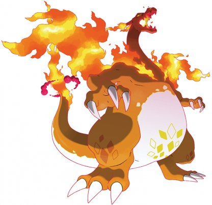 Gigantamax -Charizard-Pokemon-Sword-Shield