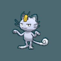 Pokemon S&S Alolan Meowth