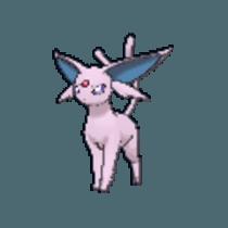 Pokemon S&S Espeon