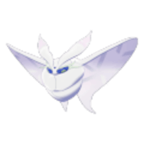 Pokemon S&S Frosmoth