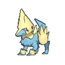 Manectric Pokemon Sword and Shield