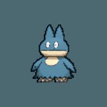 Pokemon S&S Munchlax