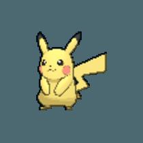 Pokemon S&S Pikachu