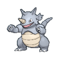 Pokemon Sword And Shield Rhydon Locations Moves Weaknesses
