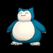 Pokemon S&S Snorlax