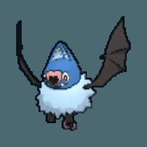 Pokemon S&S Swoobat