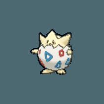 Pokemon S&S Togepi