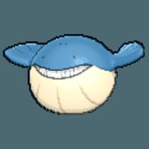 Wailmer Pokemon Sword and Shield