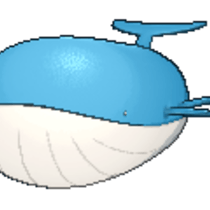 Wailord Pokemon Sword and Shield