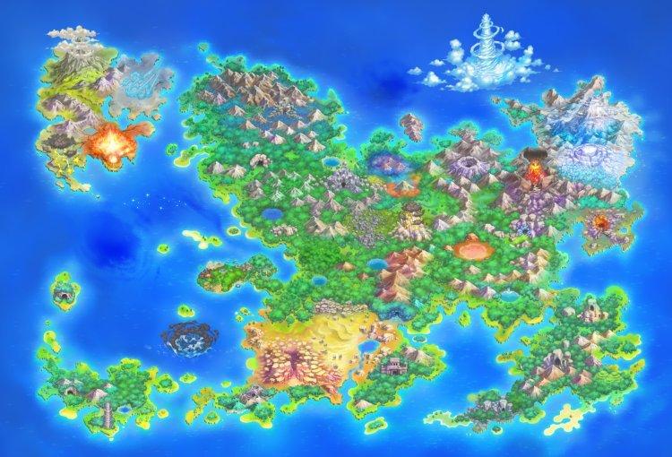 Pokemon-Mystery-Dungeon-DX-Dungeon-List