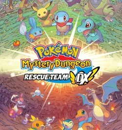 Pokemon Mystery Dungeon Rescue Team DX Rare Qualities