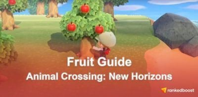 Animal Crossing New Horizons Fruit List