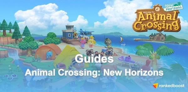 Animal Crossing New Horizons Guides Wiki Database
