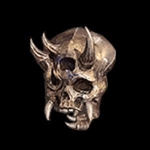 Nioh 2 Sohaya Mask