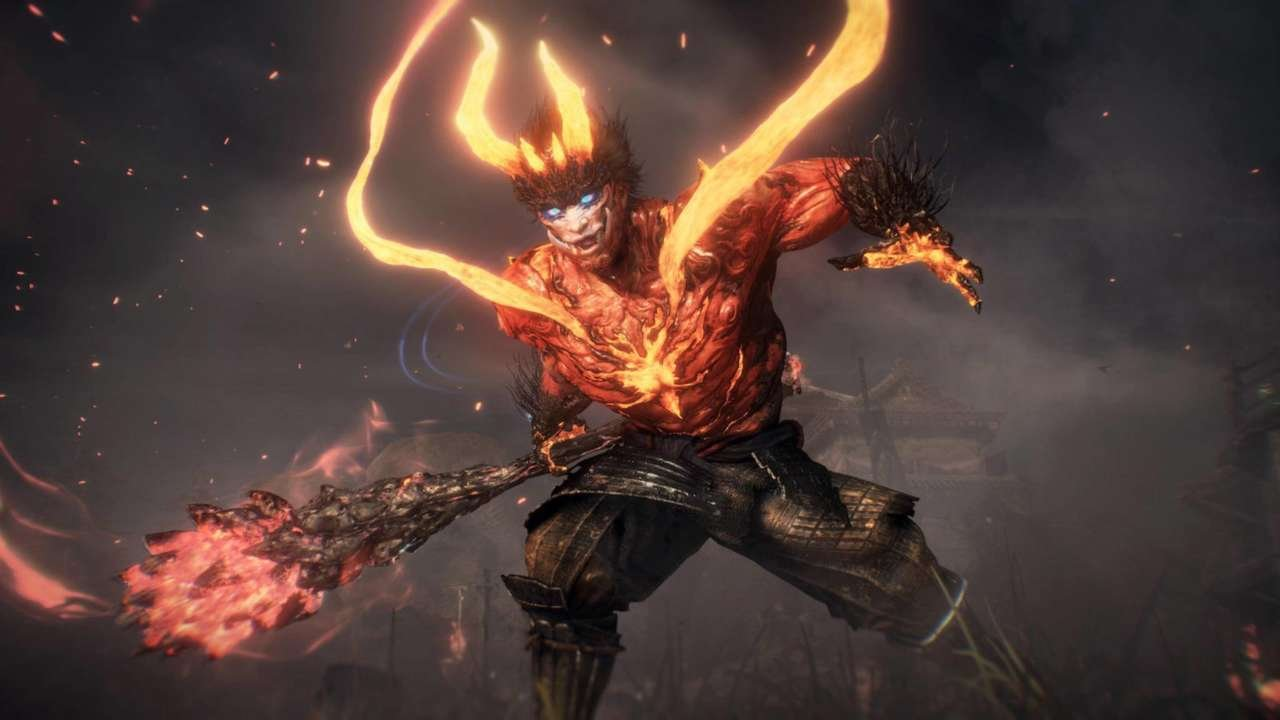 Nioh 2 Weapons List