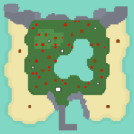 3 Prong Pond Island