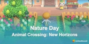 Animal Crossing New Horizons Nature Day