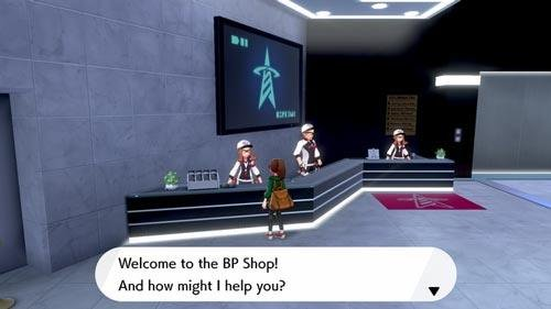 BP Shop