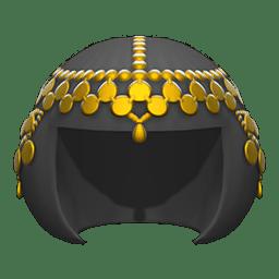 Coin Headpiece