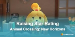 Raising Star Rating In Animal Crossing New Horizons