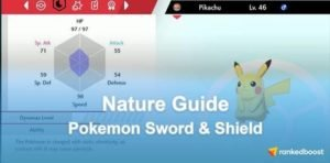 Pokemon Sword and Shield How To Change Nature Guide