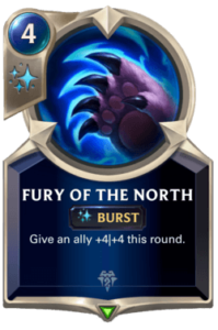 Fury of the North Legends of Runeterra