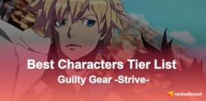 Guilty Gear Strive Best Characters