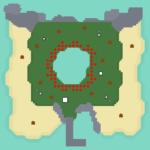 Hybrid Flower Island