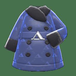 Labelle Coat Ocean
