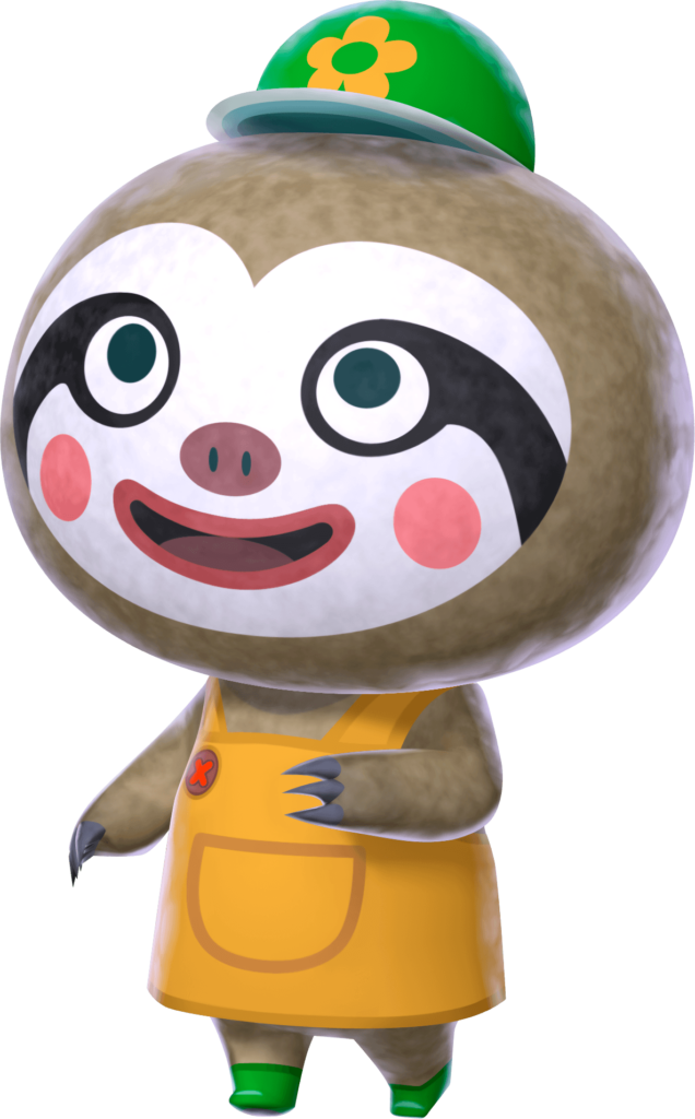 Animal Crossing New Leaf Lief