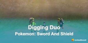 Pokemon Sword and Shield Digging Duo