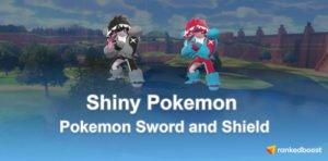 Pokemon Sword And Shield Shiny Pokemon